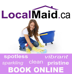 Cleaning Services - Book Online or Call Us $20/hr