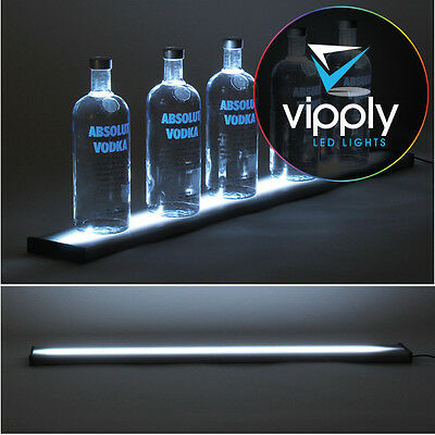 3ft - Led Light Shelf Liquor Shelf Bottle Shelves Bar Display