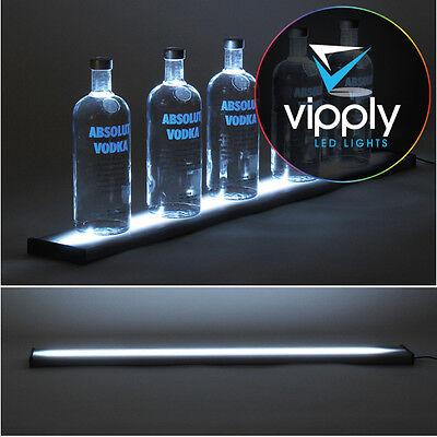 3ft - Led Light Shelf Liquor Shelf Bottle Shelves Bar Display