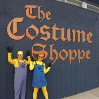 Costume Loving Customer Service positions available