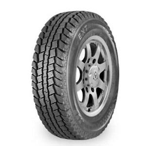 235/65R16 Arctic Claw Winter TXI  Set of 2 Used WINTER tires 70%tread left Free Installation and Balance