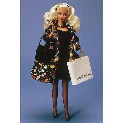 Savvy Shopper 1994 Bloomingdale's Barbie Doll, NIB