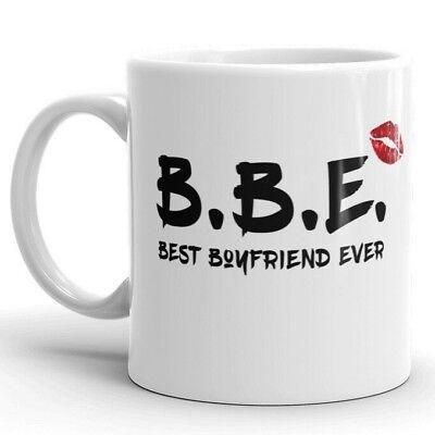 Boyfriend Coffee Mug Anniversary Valentines Day Gift for Him Best Boyfriend