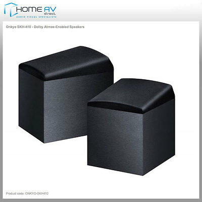 Onkyo SKH-410 Dolby Atmos Cinema Enabled Speakers Upgrade - SKH410