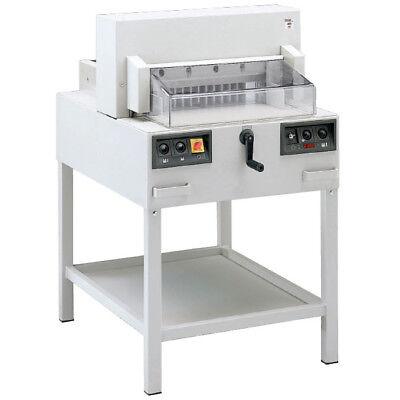 Mbm Triumph 4815 18-78 Inch Semi Automatic Paper Cutter