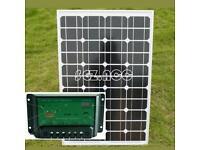 Solar panel 50w never used boat caravan