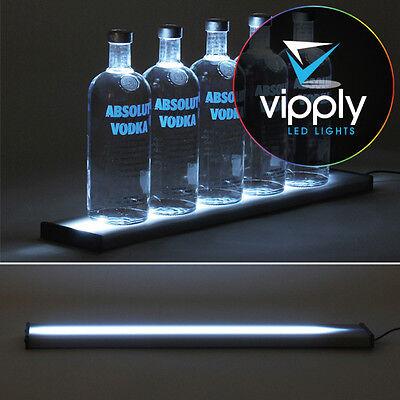 2ft - Led Light Shelf Liquor Shelf Bottle Shelves Bar Display