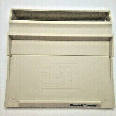 Vintage 3m Post-it Note Holder 3x5 Putty Color C-45