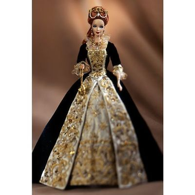 Faberge Imperial Grace Porcelain Barbie Doll - NIB for sale  Collegeville
