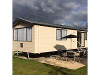 8 Berth Delux Caravan for Hire at Craig Tara, Ayrshire from £50 per night!!