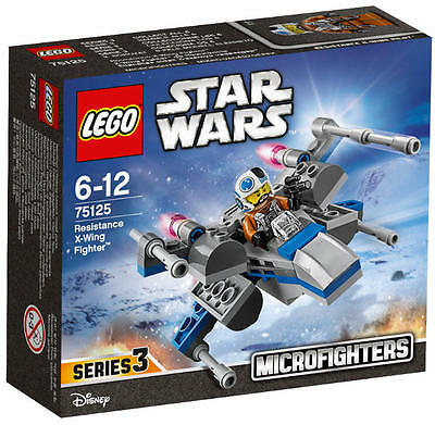 Microfighter - 75125 - Resistance X-Wing Fighter™ Pilot (X Wing Fighter Pilot)
