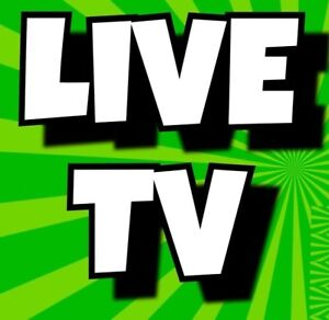 Get Your ANDROID=APPLE TV=ROKU LOADED! ==LIVE TV-MOVIES-SPORTS==