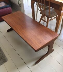 60s/70s coffee table