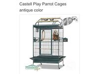 MONTANA Macaw African Grey parrot cage