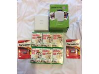 Fujifilm Instax Share SP-1 Smart Printer Complete Bundle