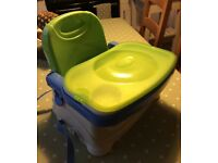Fisher Price Folding Toddler/Child Chair