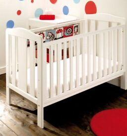 East Coast Nursery Morston Cot Bed (white)
