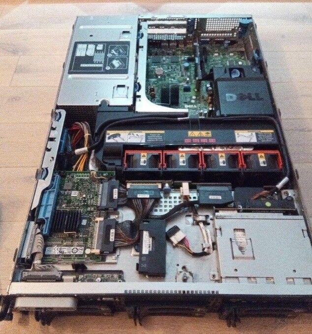 DELL 2950 PowerEdge Server, 20Gb RAM 2Tb storage! Wifi, Intel Xenon E5405  @2GHz 4xcores 64Bit OS   in Exeter, Devon   Gumtree