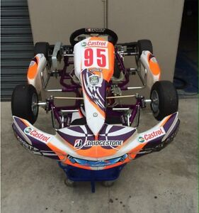 Cadet Go Kart, suit and helmet South Penrith Penrith Area Preview