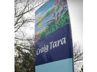 Craigtara caravan hire (last dates of season)