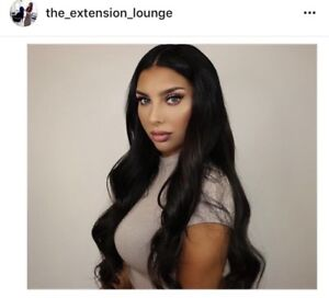 The Extension lounge-$425 full set hair extensions