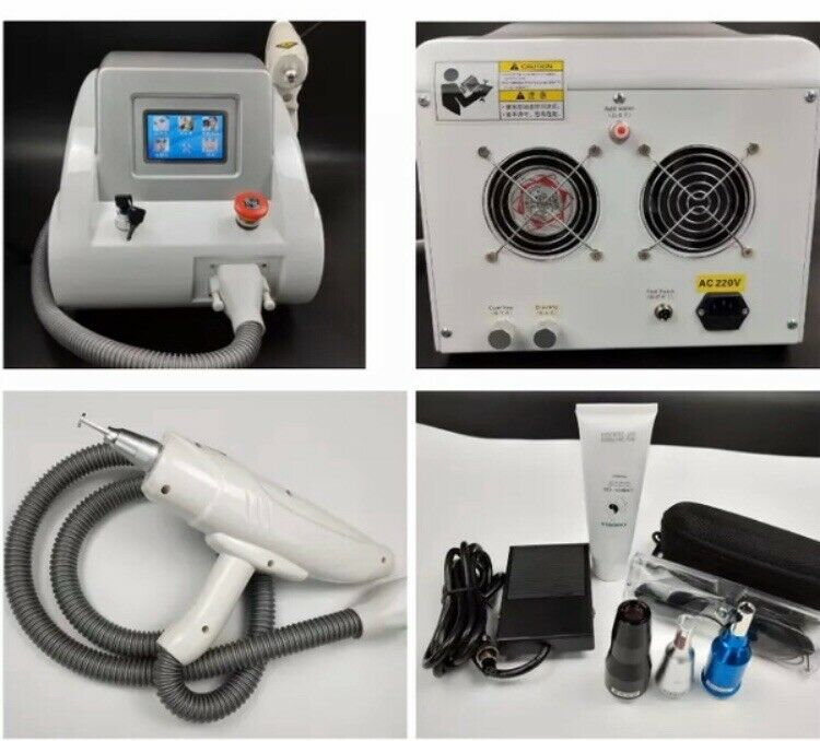 Yag Tattoo Removal Laser 532 And 1064