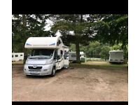 Fort William camping weekend