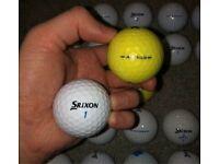 Srixon AD333 x25 Grade A golf balls