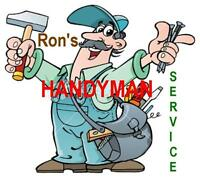 HANDYMAN Handy Man Low Cost Negoiable to meet your needs