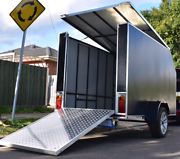 BRAND NEW enclosed motor bike trailer Springvale Greater Dandenong Preview