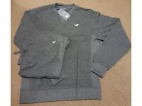 Tracksuit bottoms Grey; Brand NEW