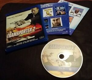 bluray transporter 2 II blu-ray blueray car speed sexy action