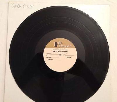 Glee Club Test Pressing Vinyl LP Record Government Issue GI John Stabb Tom Lyle