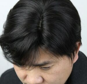 Fashion-men-full-wig-wigs-toupee-100-real-natural-human-hair-can-be-restyled-A