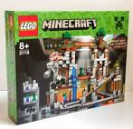 LEGO - Minecraft - 21118 - The Mine - Uit productie (2014 re