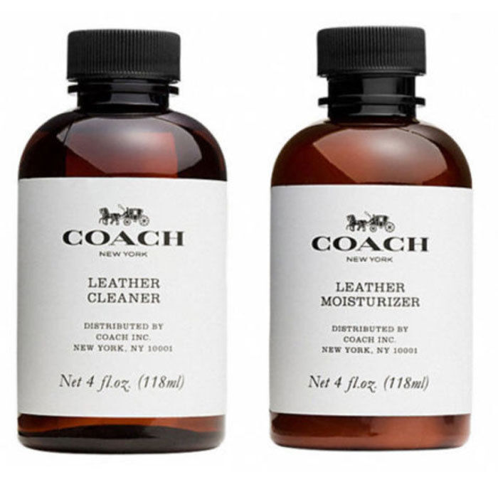 MOISTURIZER SALE KEEP YOUR BAGS IN PERFECT CONDITION! COACH LEATHER CLEANER