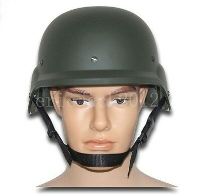Military Games Paintball Helmet Tactical Protective Gear-D969