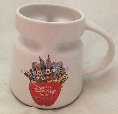 The Disney Store New York Travel Mug The Big Apple Highwave Mickey Mouse