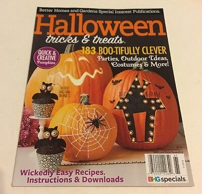 Better Home And Garden Magazine Halloween Tricks And Treats ()