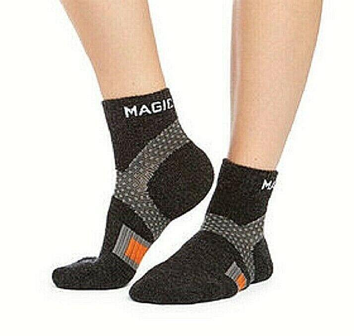 Magic Socks Foot Comfort Pro Irritation-Free, Seamless Toe Socks Wool Warm NEW Clothing, Shoes & Accessories