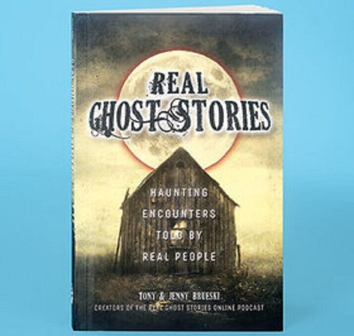 Real Ghost Stories Dozens of True-Life Tales Hunting Encounters  BRAND NEW Books
