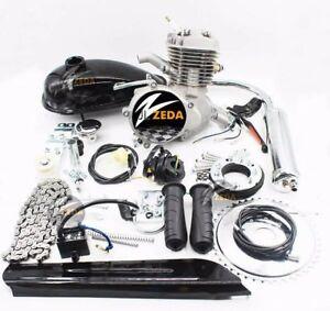 Genuine Zeda Z80 Motorized Bicycle Kits
