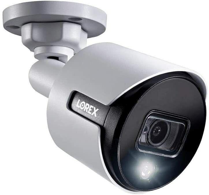 Lorex 5MP Super HD Active Deterrence Camera Model C581DA-Z