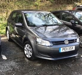 Volkswagen Polo 2011 with only 45,000 miles!