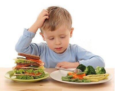 Some Kids Just do not eat enough Veg