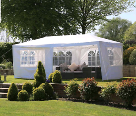 BRAND NEW 3x6m Marquee Gazebo Canopy - ALL SIDES – £110 each