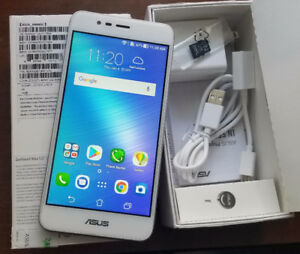 ASUS Zenfone 3 Max 16+16GB White Android Smart phone Cell