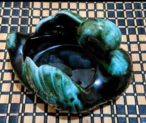 Authentic Blue Mountain Pottery Swan Dish