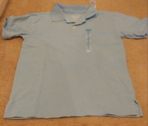 Childrens Place Size M 7-8 Boys Polo Shirt