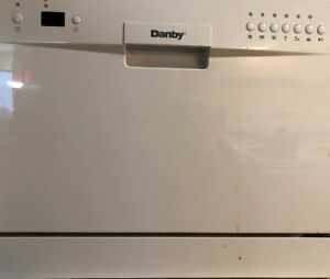 Used portable dish washer